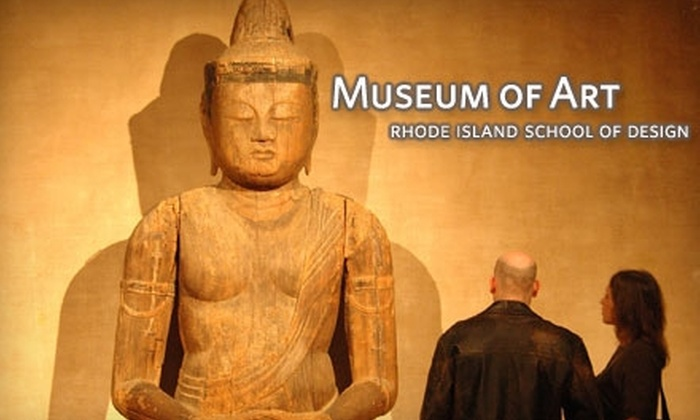 Museum of Art at RISD - College Hill: $5 for One Admission to the RISD Museum (Up to $10 Value)