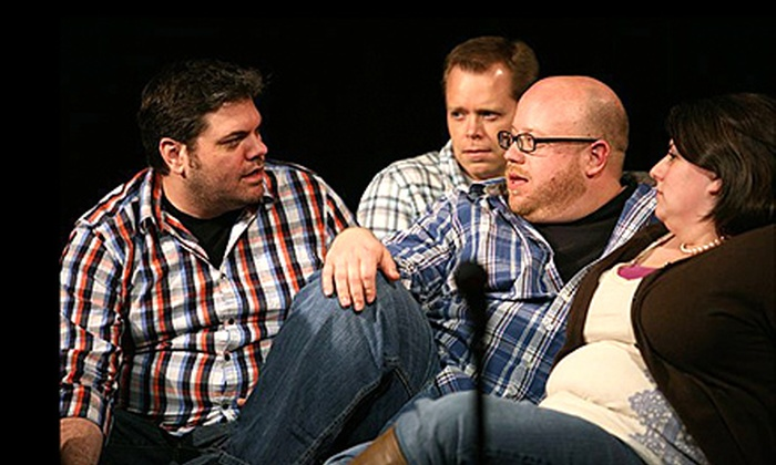 Baltimore Improv Festival - Brewer's Hill: Comedy Outing for Two at the Baltimore Improv Festival. Four Shows Available.