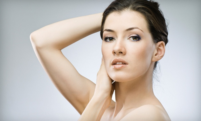 Stephen M Lazarus MD, Aesthetic Plastic Surgery Associates - Knoxville: Microdermabrasion or Four Laser Neck-Tightening Treatments at Stephen M. Lazarus MD, Aesthetic Plastic Surgery Associates