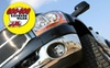 Goo-Goo Express Wash Louisville - Pleasure Ridge Park: $6 for a Works Wash, Polish, Protectant, Tire Shine, Ultra Seal, and Rust Inhibitor at Goo-Goo Express Wash ($13 Value)