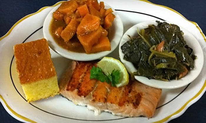 Bayseas on Blanco - Uptown Loop: $22 for a Gulf Coast Seafood Meal for Two with Appetizer and Dessert at Bayseas on Blanco (Up to $46.46 Value)