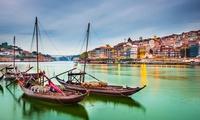 Oporto: 2 o 3 noches para 2 con entrada a Recinto da Boeira, visita a bodega y opción a crucero - Hotel Moov Porto Norte