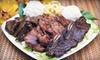 J & J Hawaiian - Cupertino: Barbecued Meats, Teriyaki Bowls, and More at J & J Hawaiian Barbecue (Up to 52% Off). Two Options Available.
