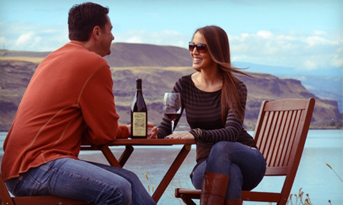 Jacob Williams Winery - Wishram: Wine Tasting for Two or Four at Jacob Williams Winery in Columbia Gorge (51% Off)