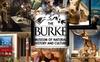 Half Off Burke Museum Membership