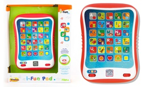 Tablette éducative apprentissage de l'alphabet