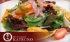 Katsuno Japanese Restaurant - Forest Hills: $20 for $40 Worth of Sushi, Japanese Tapas, Sake, and More at Katsuno in Forest Hills