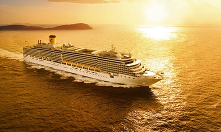 7- or 10-Night Caribbean Cruise. Price is per Person, Based on Two Guests per Room. Air not Included.