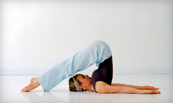 Yoga Darsana - Alhambra: 10 Yoga Classes or One Month of Unlimited Classes at Yoga Darsana in Alhambra (Up to 68% Off)