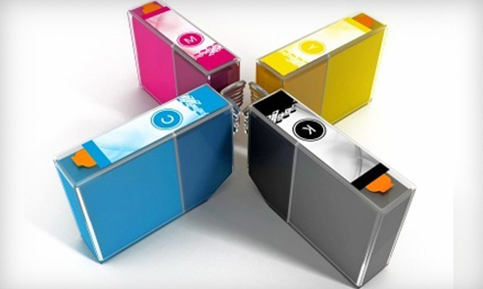 Certified Cartridges: $19 for $45 Worth of Printer Ink from Certified Cartridges