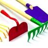 JustForKids Gardening Tool Set (4-Piece)