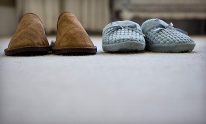 A-Team Carpet Cleaning - Downtown: $69 for Three Rooms Plus One Hallway of Carpet Cleaning from A-Team Carpet Cleaning ($149.99 Value)