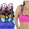 Strappy Padded Sports Bras or Active Boyshorts for Women (5-Pack)