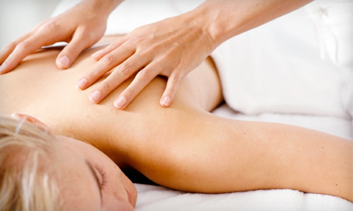 Little Organic Day Spa - Prince Edward: $30 for 60-Minute Neck, Back, and Shoulder Massage at Little Organic Day Spa in Picton ($60 Value)