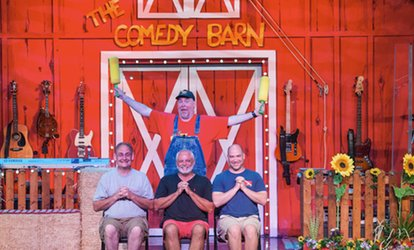 The Comedy Barn <strong>Theater</strong> Family Show Through October 1