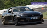 Three- or Six-Lap Nissan GTR Experience with Experience Limits