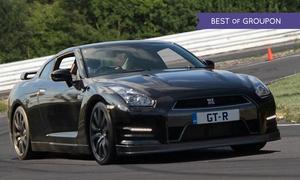 Experience Limits: Three- or Six-Lap Nissan GTR Experience with Experience Limits