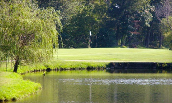 Cordova Country Club - Cordova Club Homeowners Association: 18 Holes of Golf for Two with Cart Rental or 10 Rounds of Golf at Cordova Country Club (Up to 54% Off). Three Options Available.
