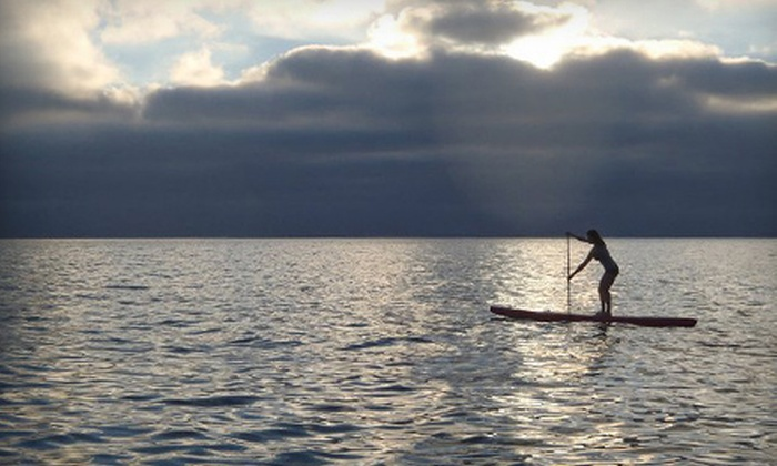 Ultimate Paddleboard - Multiple Locations: One, Two, or Three Standup-Paddleboard Lessons at Ultimate Paddleboard
