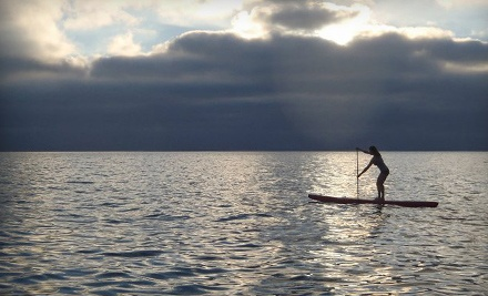 One 60-Minute Standup-Paddleboard Lesson (a $35 value) - Ultimate Paddleboard in Phoenix