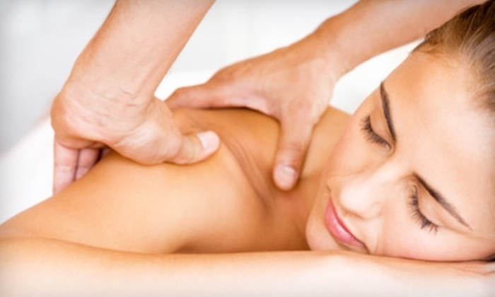 Ch'i Spa - North Providence: $32 for One-Hour Massage ($65 Value) or $99 for Eyelash Extensions ($230 Value) at Ch'i Spa in North Providence.