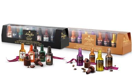 12 or 16Piece Anthon Berg Chocolate Liqueur Box