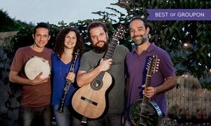 Blue Note: Anat Cohen & Trio Brasilero il 27 maggio al Blue Note di Milano (sconto 40%)