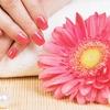 65% Off Manicure and Pedicure