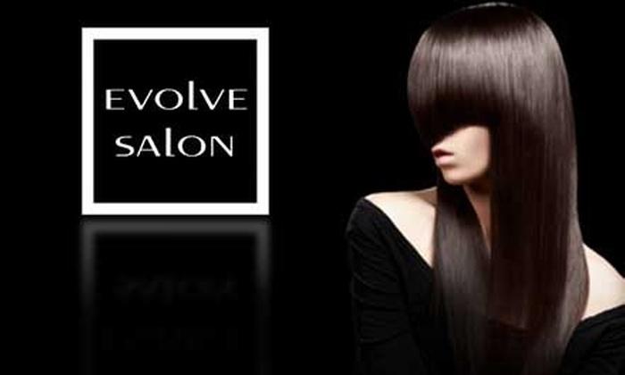 Evolve Salon - Cottage Home: $99 for a Brazilian Blowout at Evolve Salon ($250 Value)