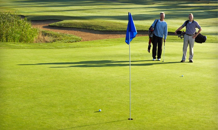 Shoshone Golf and Tennis Club - Osburn: 18-Hole Round of Golf for Two or Four with Cart Rental at Shoshone Golf and Tennis Club in Osburn (Up to 56% Off)