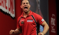 Standard seated or VIP Tickets to See Pro Darts Masters, The SSE SWALEC, 13 July (Up to 20% Off)
