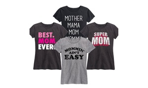 Women's Mother's Day Tee (Plus Sizes Available)