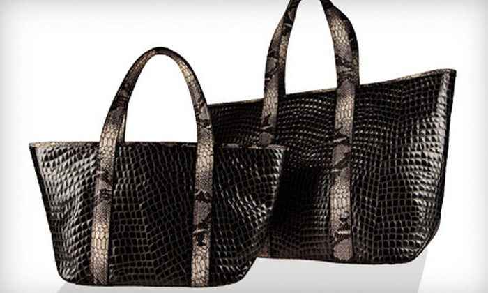 Vintage Reign: Handbags from Vintage Reign (Up to 58% Off). Two Options Available.