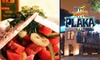 Taverna Plaka - Lindridge - Martin Manor: $20 for $45 Worth of Greek Fare and Drinks at Taverna Plaka