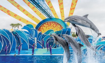 Two Day Ticket to SeaWorld San Diego