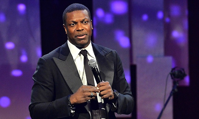 Chris Tucker - Celebrity Theatre: Chris Tucker at Celebrity Theatre on Saturday, May 16, at 8 p.m. (Up to 16% Off)