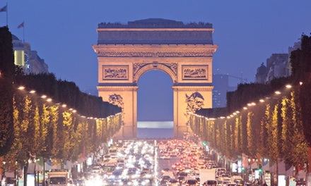 Parijs: tweepersoonskamer, naar keuze met ontbijt voor 2 personen in Hotel Arc Paris Porte D'Orléans