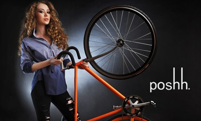 Poshh - Bach: $30 for $60 Worth of Women's Apparel and Accessories at Poshh