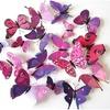 3D Butterfly Magnets (12-Piece Set)