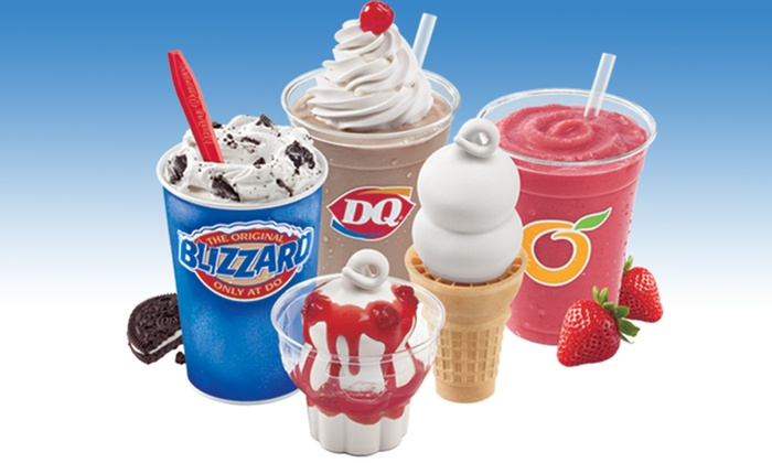 Dairy Queen / Orange Julius - Alderwood Mall - Lynnwood: $11 for Four Groupons, Each Good for $5 at Dairy Queen/Orange Julius at Alderwood Mall ($20 Value)