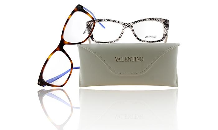 51c092844d9 Valentino Women s Optical Frames