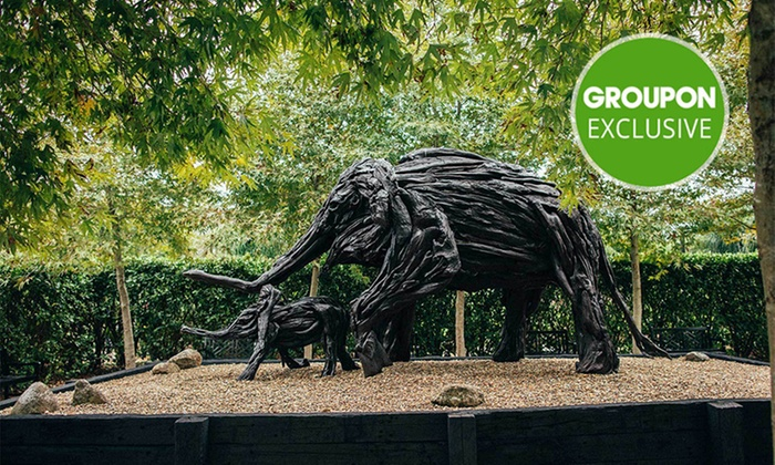 Sculpture Garden & Gallery Experience for One ($25), Two ($50) or Ten People ($250) at Sculptureum (Up to $490 Value)