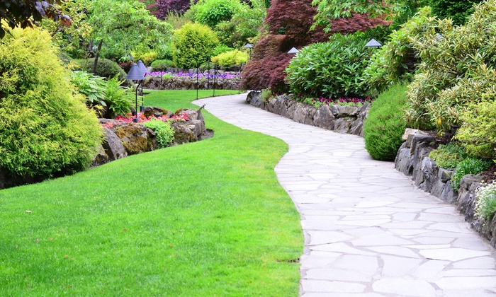 46% Off Landscaping ... - Landscaping - Heritage Lawn And Landscaping Groupon