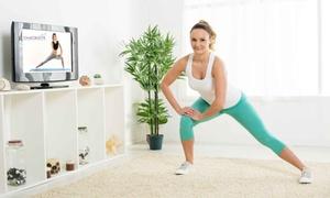 One Click Fit: 12 Monate Online-Fitness-Training für zu Hause mit One Click Fit (58% sparen*)