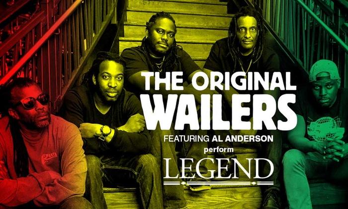 The Original Wailers - The Tivoli: The Original Wailers  at The Tivoli: Tickets for $89.90, 21 December