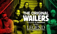 The Original Wailers at The Powerstation: Tickets for $89.90, 14 December