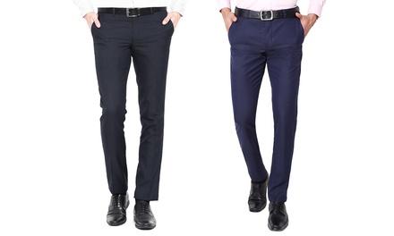 Pantaloni da uomo sartoriali