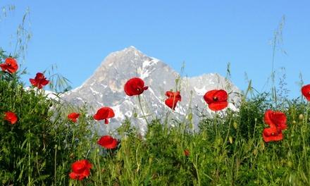 Abruzzo: estate in montagna con mezza pensione ed escursione Albergo del Sole