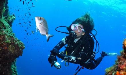 Corso di Scuba Diver