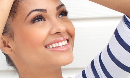 Teeth Whitening for One Person: 30 ($39) or 60 Minutes ($49) at Sistas Health Beauty Lounge (Up to $299 Value)